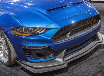 Ford Mustang упакован в тысячу лошадиных сил