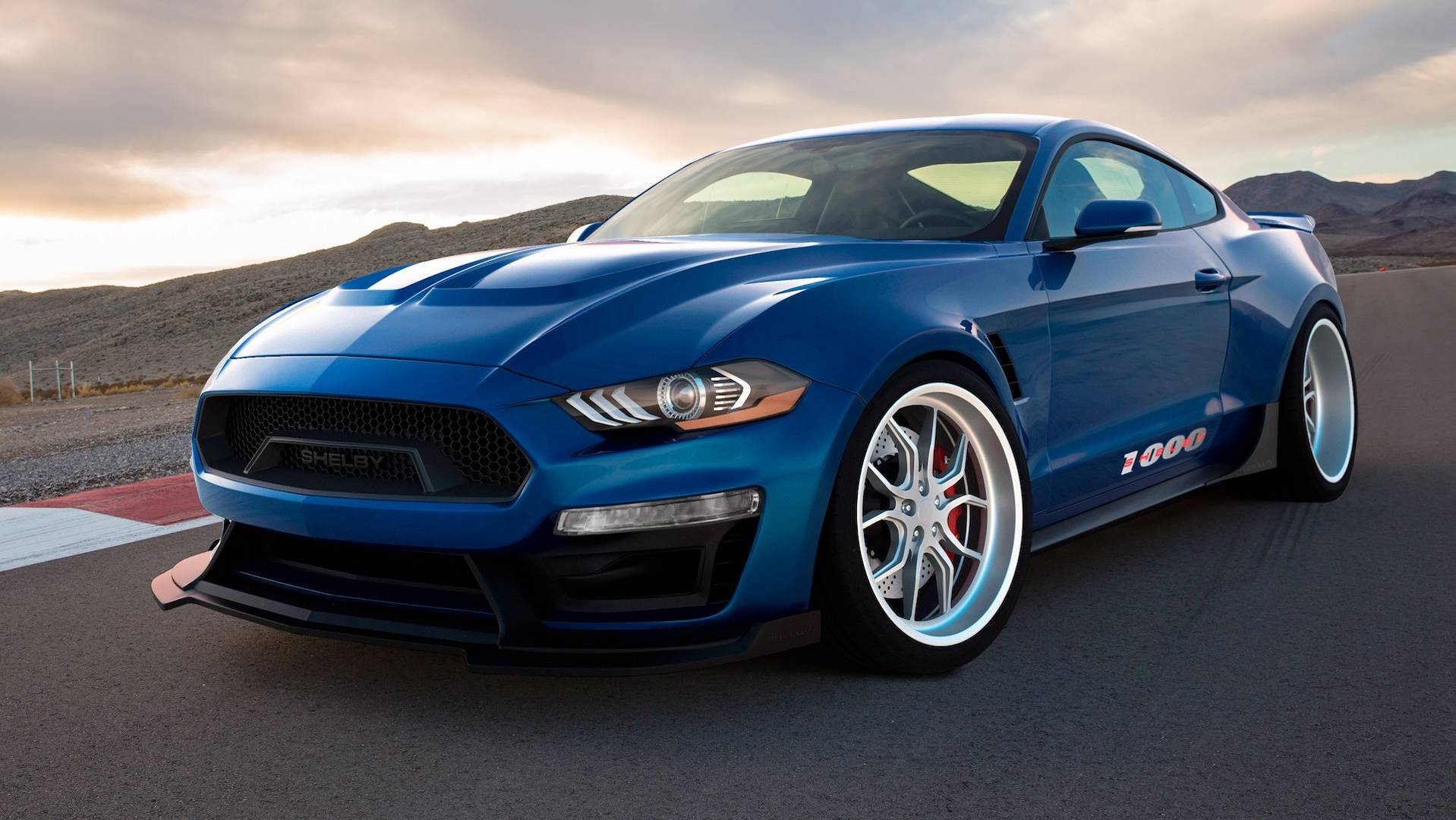 2018 Shelby Mustang1000