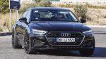 Тестирование нового Audi RS7 Sportback