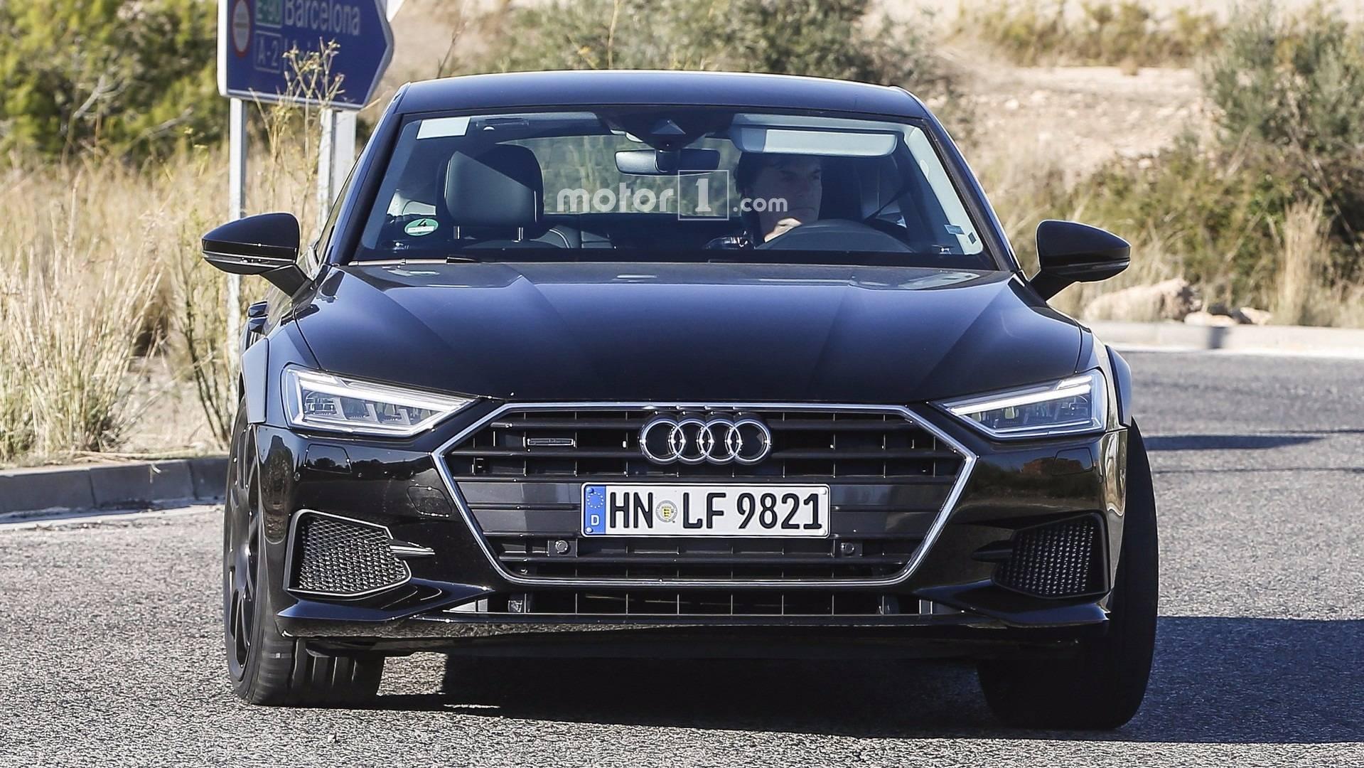 2019 Audi RS7 Sportback
