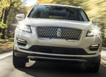 Lincoln MKC 2019 года