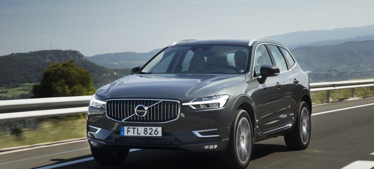 Старт продаж Volvo XC60