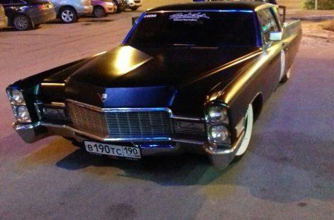 Cadillac 1968 года в Воронеже