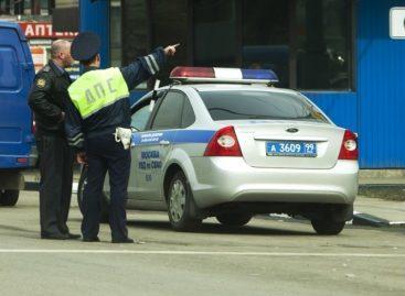 В Петербурге ограничат движение в районе Дворцовой площади