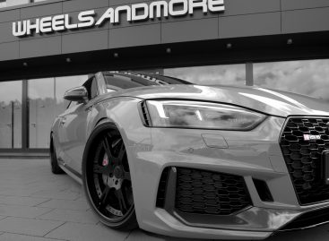Специалисты Wheelsandmore доработали Audi RS5 Coupe