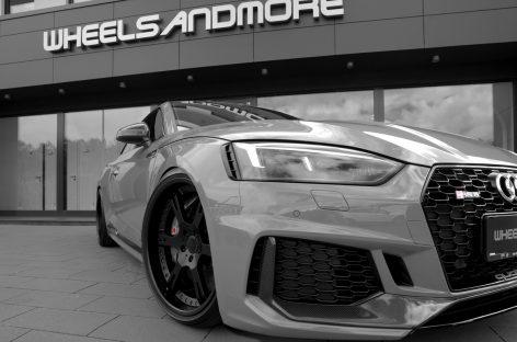 Специалисты Wheelsandmore доработали Audi RS5 Coupe