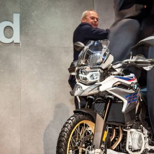 BMW Motorrad на EICMA - 2017