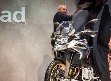 BMW Motorrad на EICMA – 2017