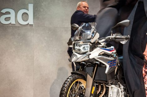 BMW Motorrad на EICMA — 2017