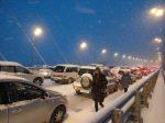 Первый снег = коллапс во Владивостоке