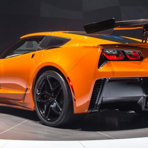 Chevrolet Corvette ZR1 2019 года