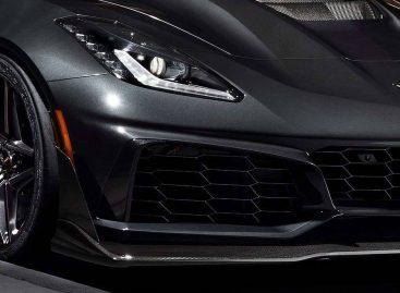 Премьера кабриолета Chevrolet Corvette ZR1 Convertible