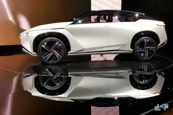 Электроконцепт Nissan IMx