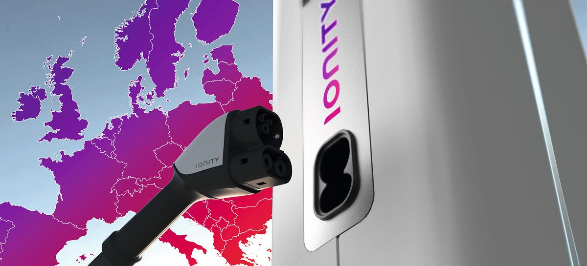 Немецкие автопроизводители создают совместное предприятие IONITY