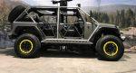 Шоу-кар Hellbender на базе Jeep Wrangler