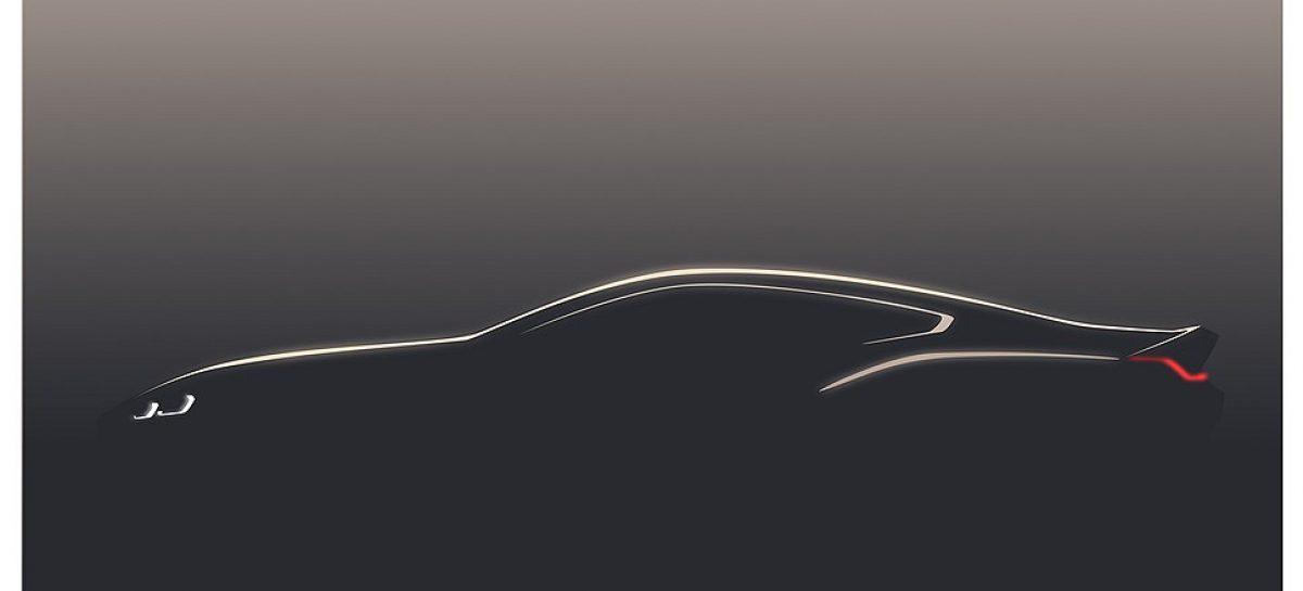 Премьера BMW i8