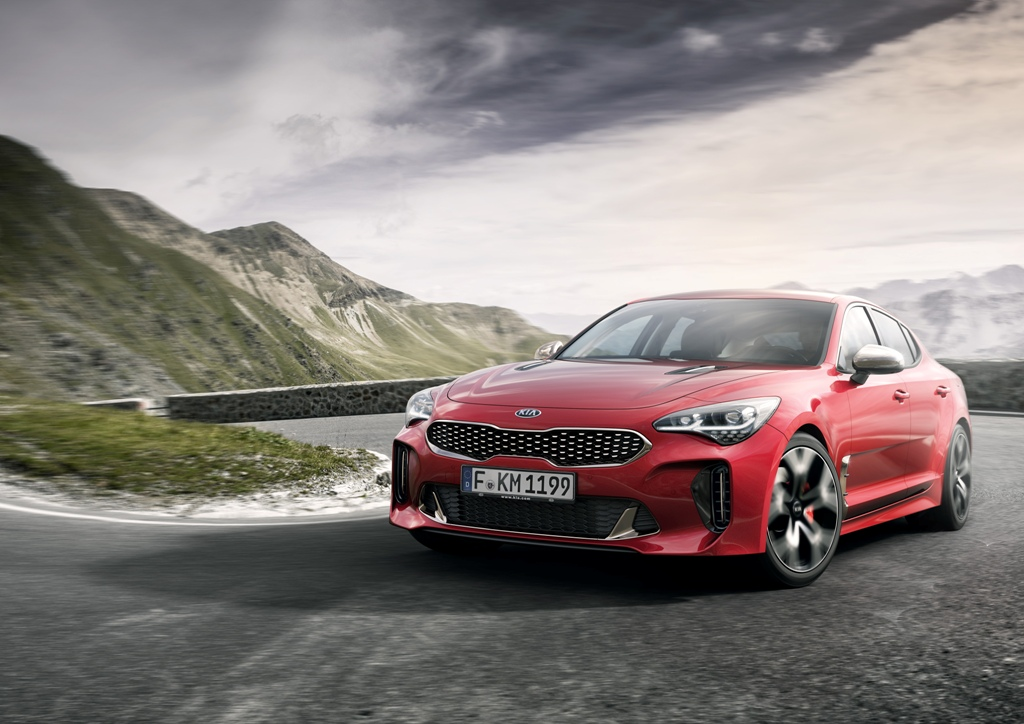 Kia Stinger Dynamic