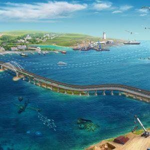 На строительство ж/д подходов к Крымскому мосту требуется еще около 3 млрд рублей