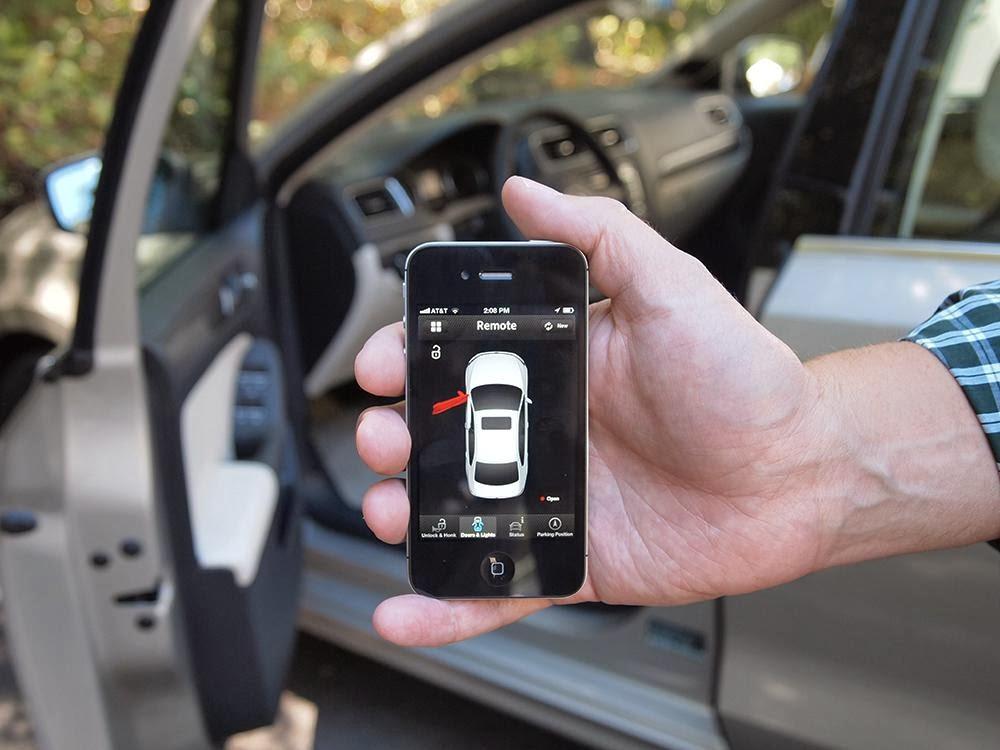 Lada Granta получит систему управления со смартфона