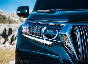Land Cruiser Prado — старт продаж в России