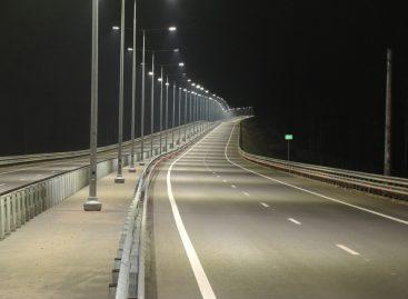 Трассу М-11 сдадут осенью 2018 года