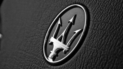 Maserati логотип