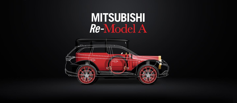Mitsubishi ReModel A