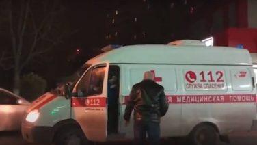 Нападение на водителя скорой в Балашихе