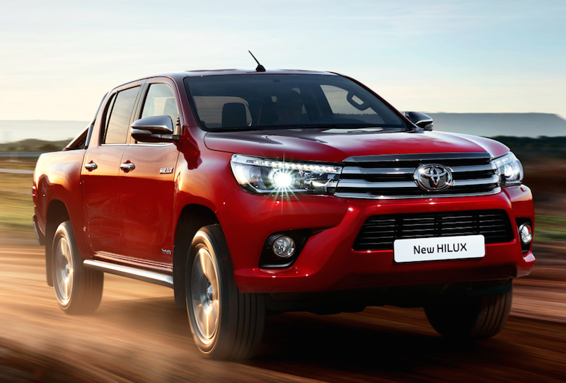 New Toyota Hilux 2017 2018