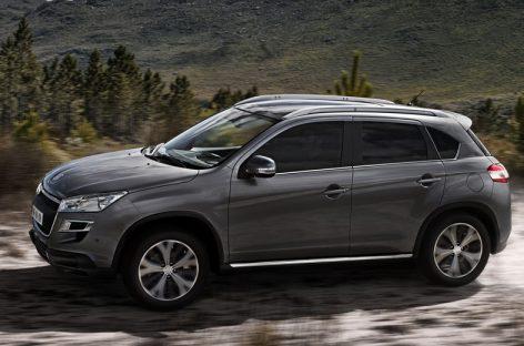 Отзыв кроссоверов-близнецов Citroen и Peugeot