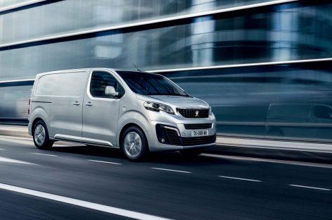 В Калуге запущено производство Citroen Jumpy и Peugeot Expert