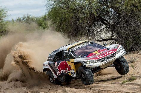 Peugeot покинет Дакар