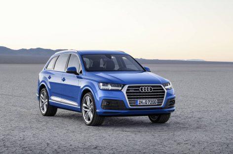 Автотор будет собирать Audi Q7