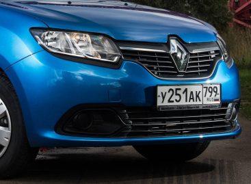 Renault в московском каршеринге