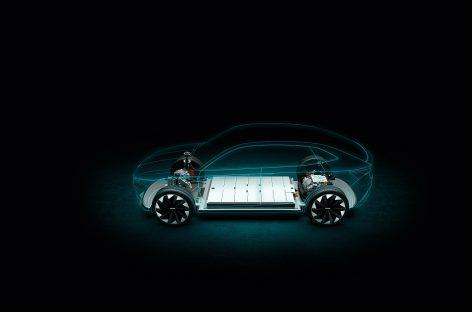 Электромобиль от Škoda