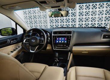 Subaru Legacy: спустя четыре года ожиданий