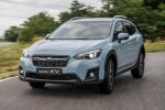 Subaru XV получила 5 звезд
