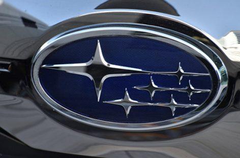 Названы самые популярные модели Subaru вРоссии