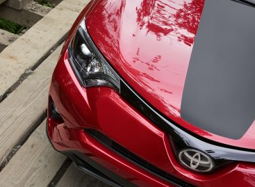 Toyota обновила модель RAV4
