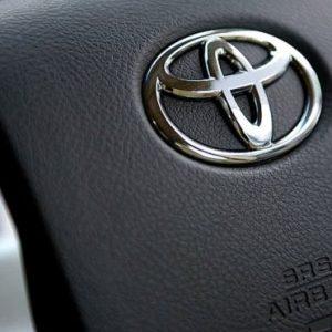 Опубликованы первые фотографии новых Toyota