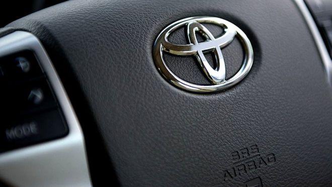 Toyota подушка безопасности
