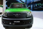 Старт продаж нового УАЗ Профи