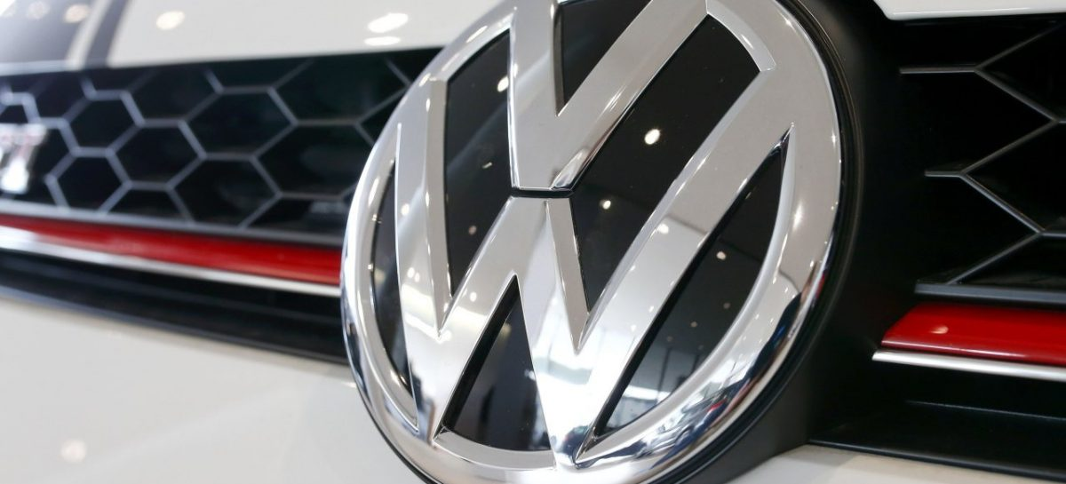 Мировые продажи Volkswagen в январе выросли на 10,1%
