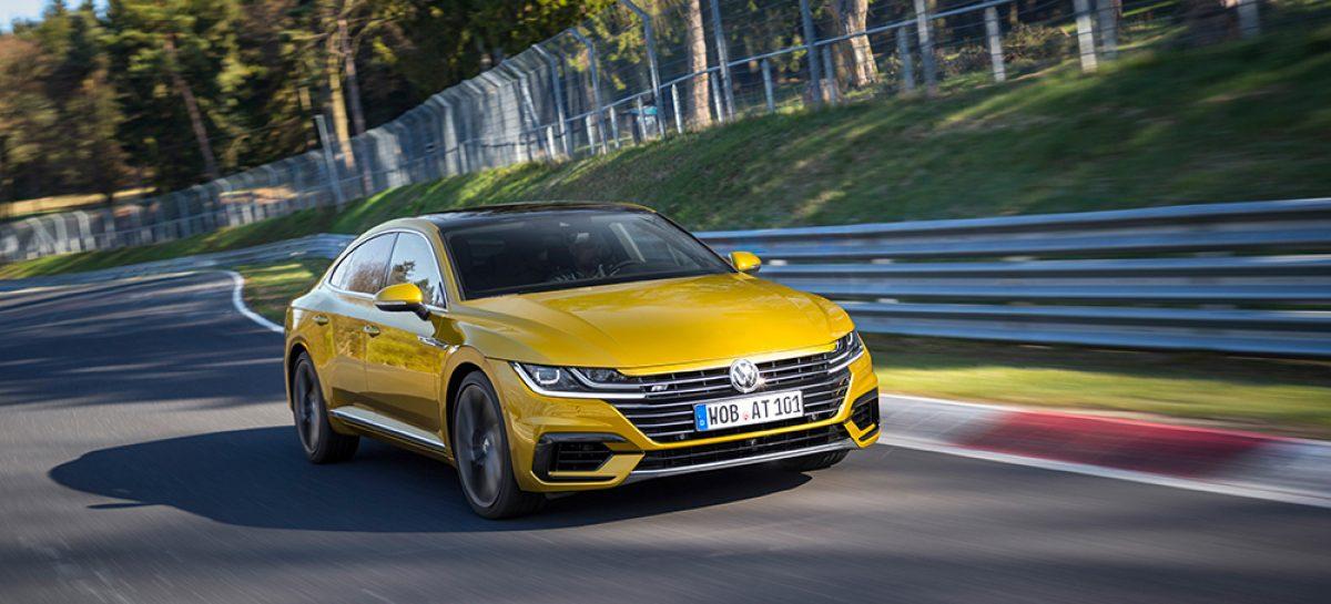 Volkswagen Arteon – признан лучшим