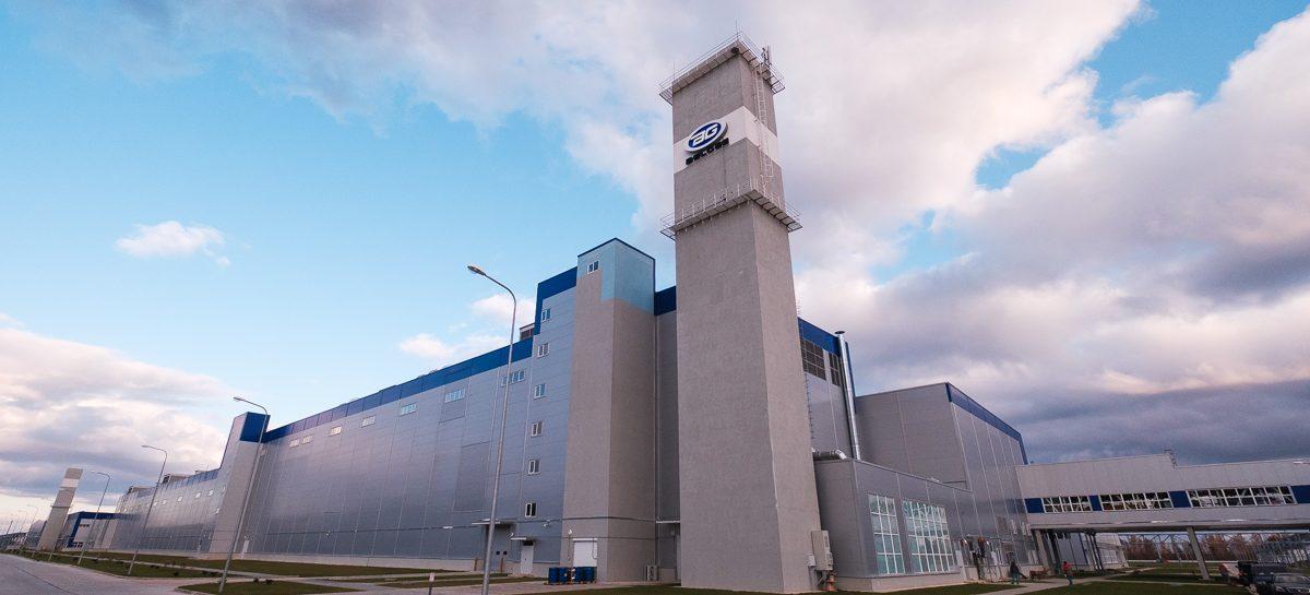 Geely открыла новый завод «Белджи»