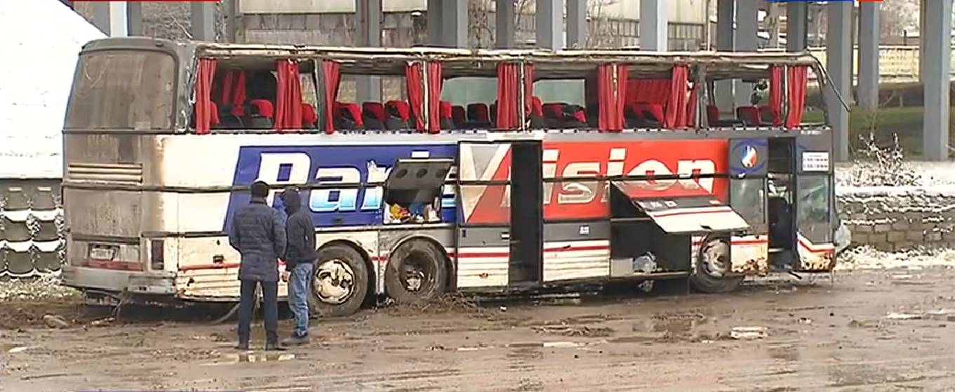 Авария автобус Дон-4