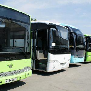 В Госавтоинспекции планируют ограничить максимальную разрешенную скорость для автобусов
