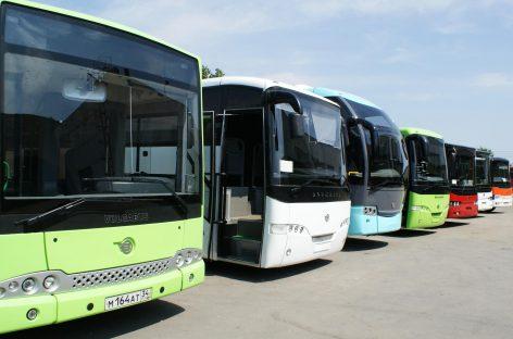Объявлен тендер на покупку автобусов для Москвы