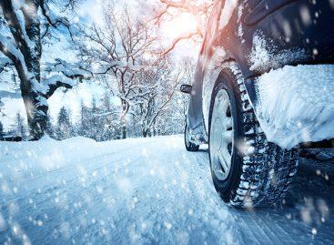 Правила вождения зимой от ГИБДД