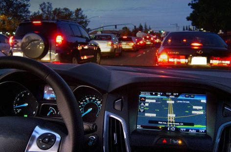 Автомобили шпионят за своими водителями